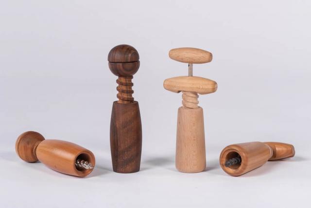 Leseni odpirači