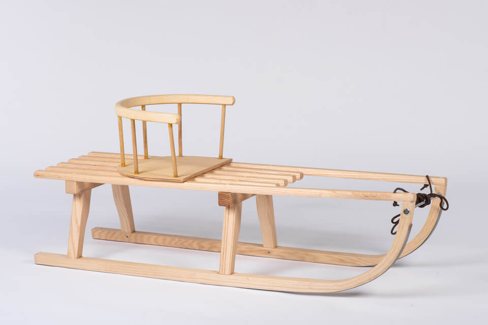 Sanke s stolčkom